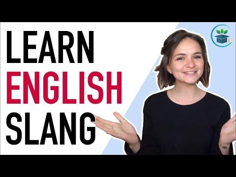 Learn English Slang Words to Speak Like a Native Speaker