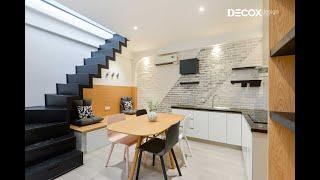 [Decox Home Tour] Nhà Phố 40m2 tại Trần Khánh Dư, Quận 1