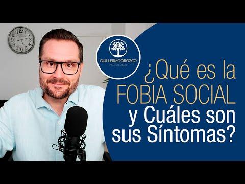 ¿Qué es la FOBIA SOCIAL y Cuáles son sus Síntomas?  El Trastorno de Ansiedad Social