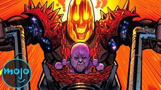 Top 10 Times Marvel Superheroes Got New Powers
