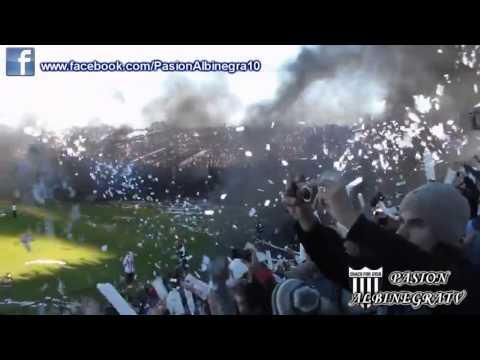 """Recibimiento historico para Chaco For Ever"" Barra: Los Negritos • Club: Chaco For Ever"