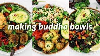summer vegan buddha bowls   7 easy vegan recipes