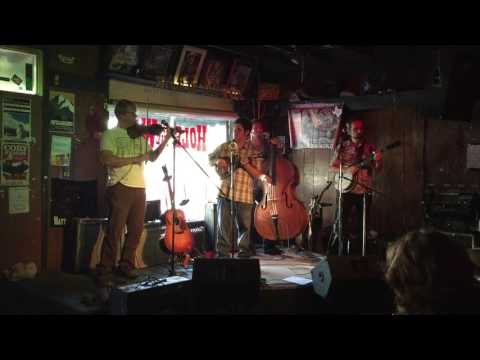 Max & Hot Pickin Bluegrass- Back in the Day (Max Zimmet)