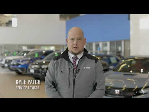 Service Advisor Kyle Patch