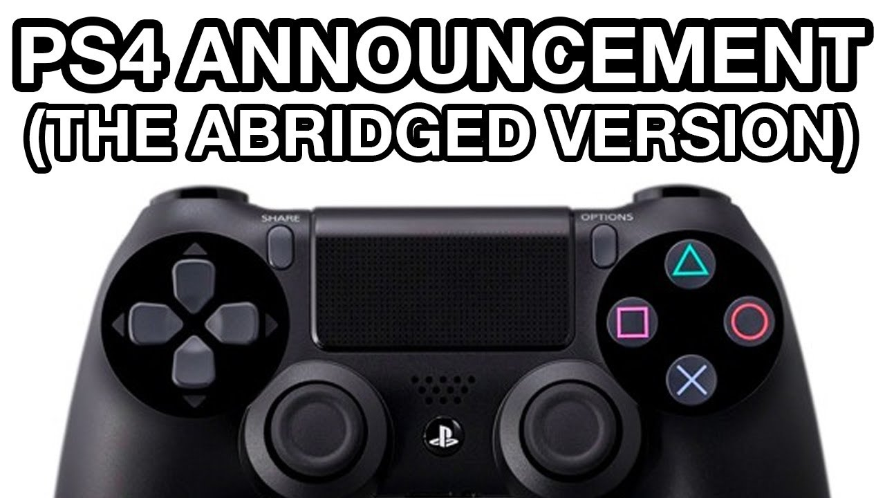 The Best Wrap-Up Of The PlayStation 4 News You're Likely To See Is Here