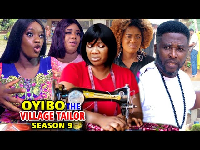 Oyibo The Village Tailor (2021) (Part 9)