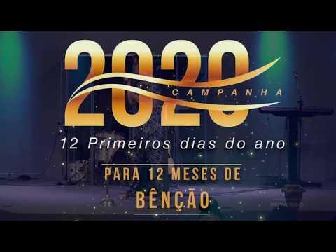 Campanha 12 dias – 02/01/2020 (Pra. Karine Bião)
