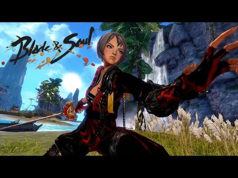 Blade and Soul - Gameplay Trailer thumbnail