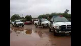preview picture of video 'INUNDACION EN CAMALU, BC EN EL 2010 /HECTOR/'