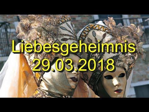Liebesgeheimnis (Tagesorakel): 29.03.2018 (видео)