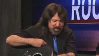 Blue Miller - RainSong Carbon Fiber Guitars - FOX 17 Rock & Review