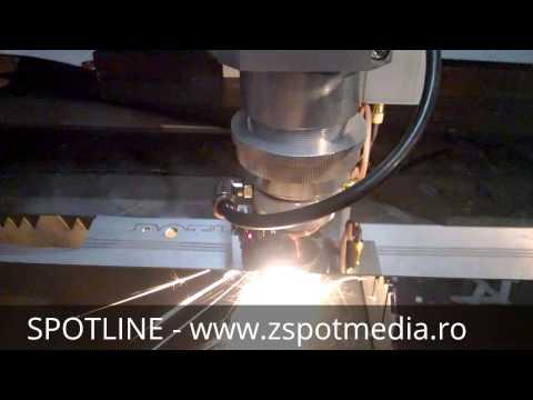 Prezentare video Masina de taiat cu laser SLX-MCNC1325