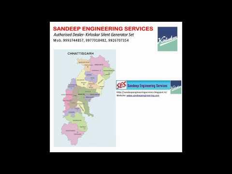 5 KVA Diesel Generator Set