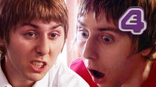 BEST OF THE INBETWEENERS | Jay's Funniest Moments | Series 2