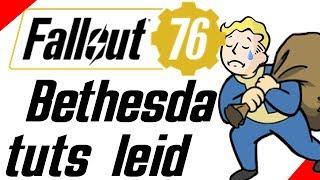 Bethesda entschuldigt sich für Fallout 76 und kündigt einige Neuerungen für Dezember an