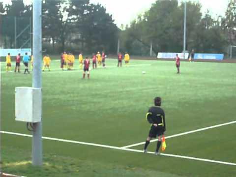 Makedonien-Vardar 3:3 (Aleksandar Icevski sloboden udar)