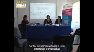 Directobras TV - Entrevista a Catherine Rousselot - Batimat