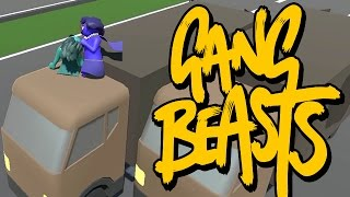 GANG BEASTS ONLINE - There