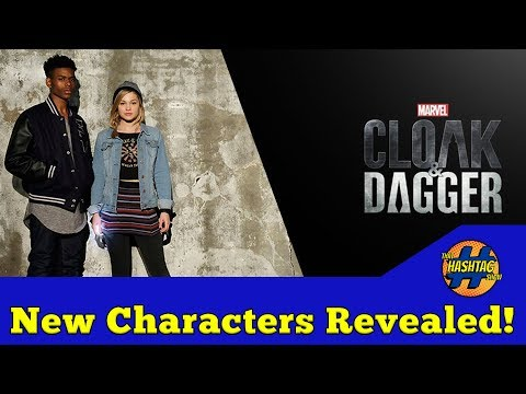 EXCLUSIVE: Casting Breakdowns Reveal Two New Additions to Marvel's 'Cloak and Dagger'