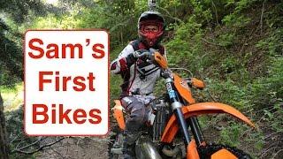 Sam's Dirt Bike Evolution - Honda to KTM