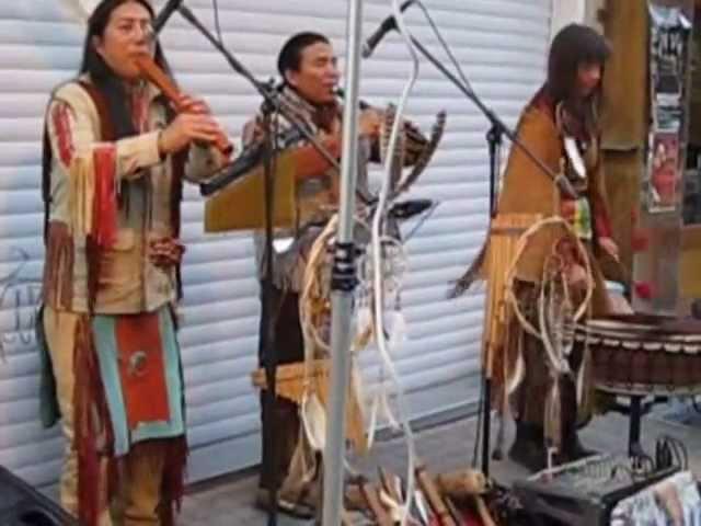 Ecuadorian traditional music