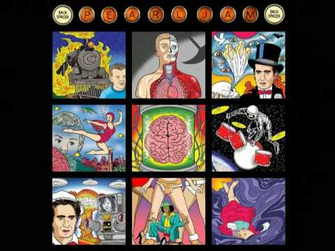Pearl Jam - Amongst the Waves - The new album - Backspacer 2009