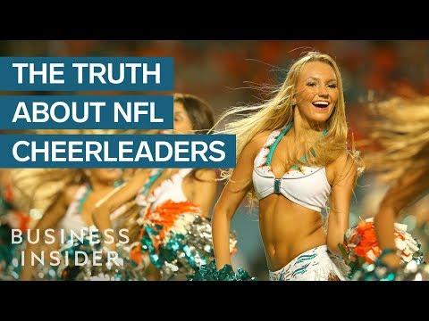 Are NFL Cheerleaders Treated Fairly?
