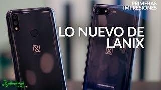 Lanix Ilium Alpha 9 y Alpha 3: la empresa MEXICANA llega a la gama media-alta