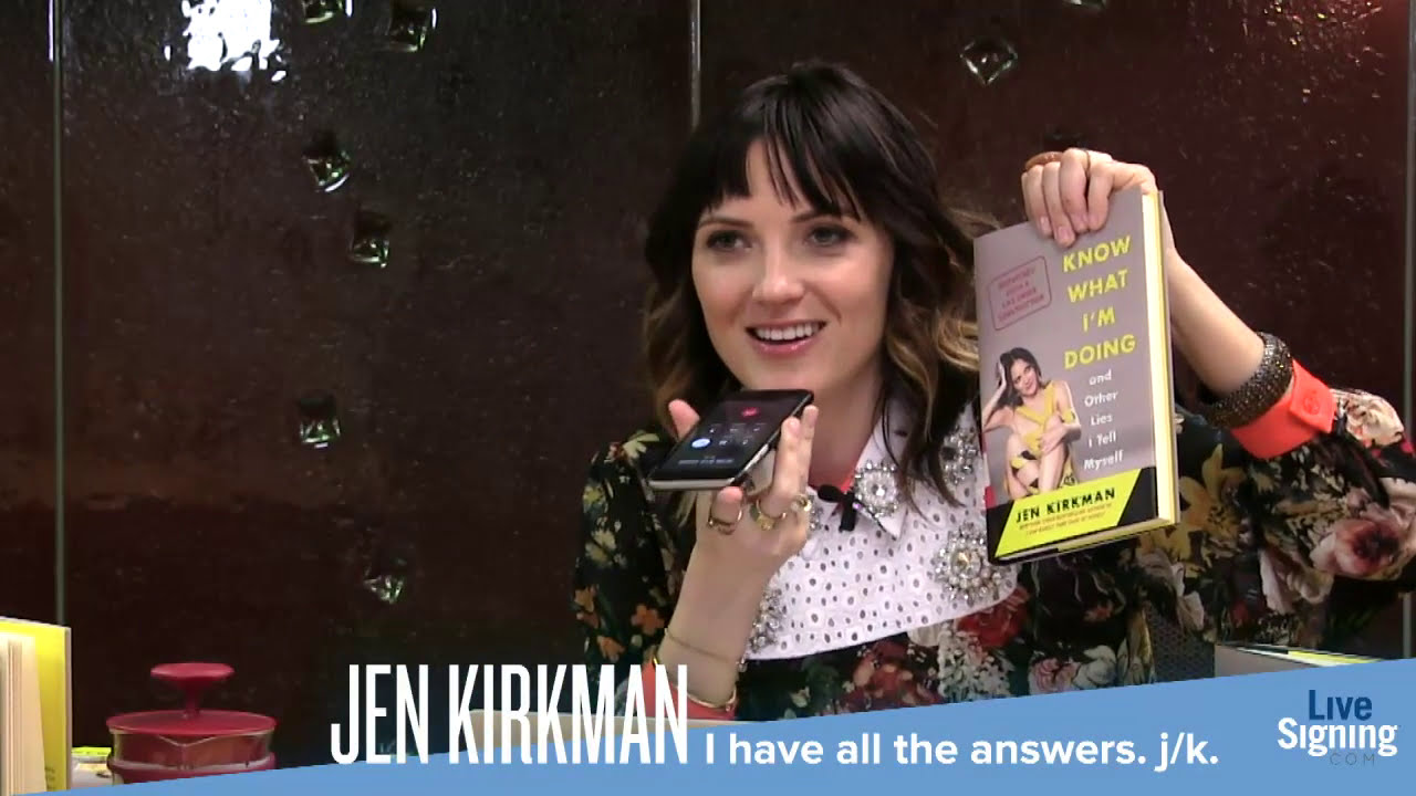 I Know What I'm Doing by Jen Kirkman