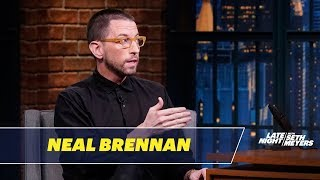 Neal Brennan on Why Texting Jerry Seinfeld Is Terrifying