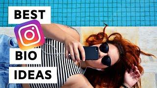 100 Best Instagram Bio Ideas // Short quotes for Instagram Bio