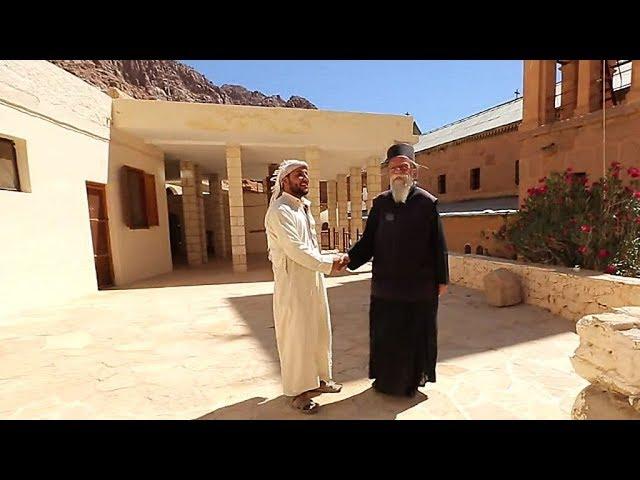 مصر: قبيلة مسلمة تحرس دير سانت كاترين في سيناء