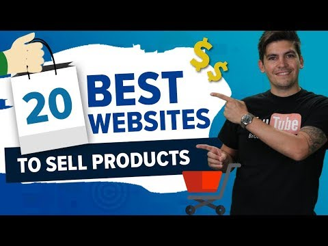 , title : '20 Best Websites To Sell Products Online