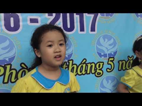 Liên hoan Bé khỏe - Bé thông minh Mầm non Hữu Nghị Quốc tế 2017