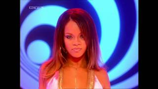 Rihanna - Pon De Replay (TOTP Germany) HD