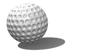 SolidWorks Tutorial #230: Golf Ball