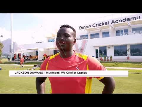 Uganda ezannya Kenya enkya mu Cricket