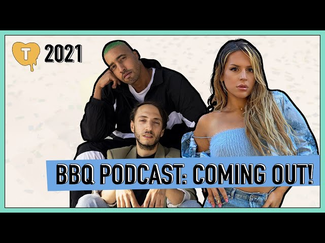 Vorschaubild zur Session 'BBQ Live Podcast: Coming Out or Coming In?'