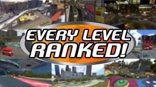 Every Tony Hawk Level RANKED! - 165 Levels from Worst to Best