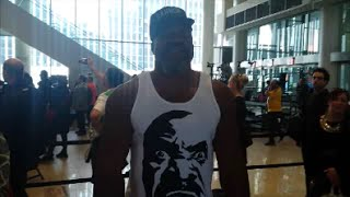 SHANNON BRIGGS INTERVIEW 4/21/15 KLITSCHKO VS JENNINGS FINAL PRESS CONFERENCE! TARVER A P*SSY!
