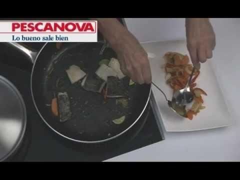 Imagen de la receta de Langostinos a la Plancha/Parrilla con Ensalada