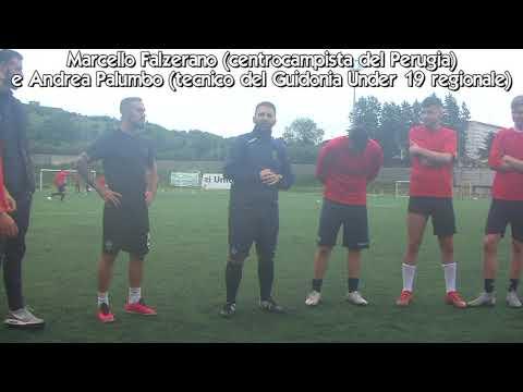 immagine di anteprima del video: Falzerano agli allenamenti dell'Under 19