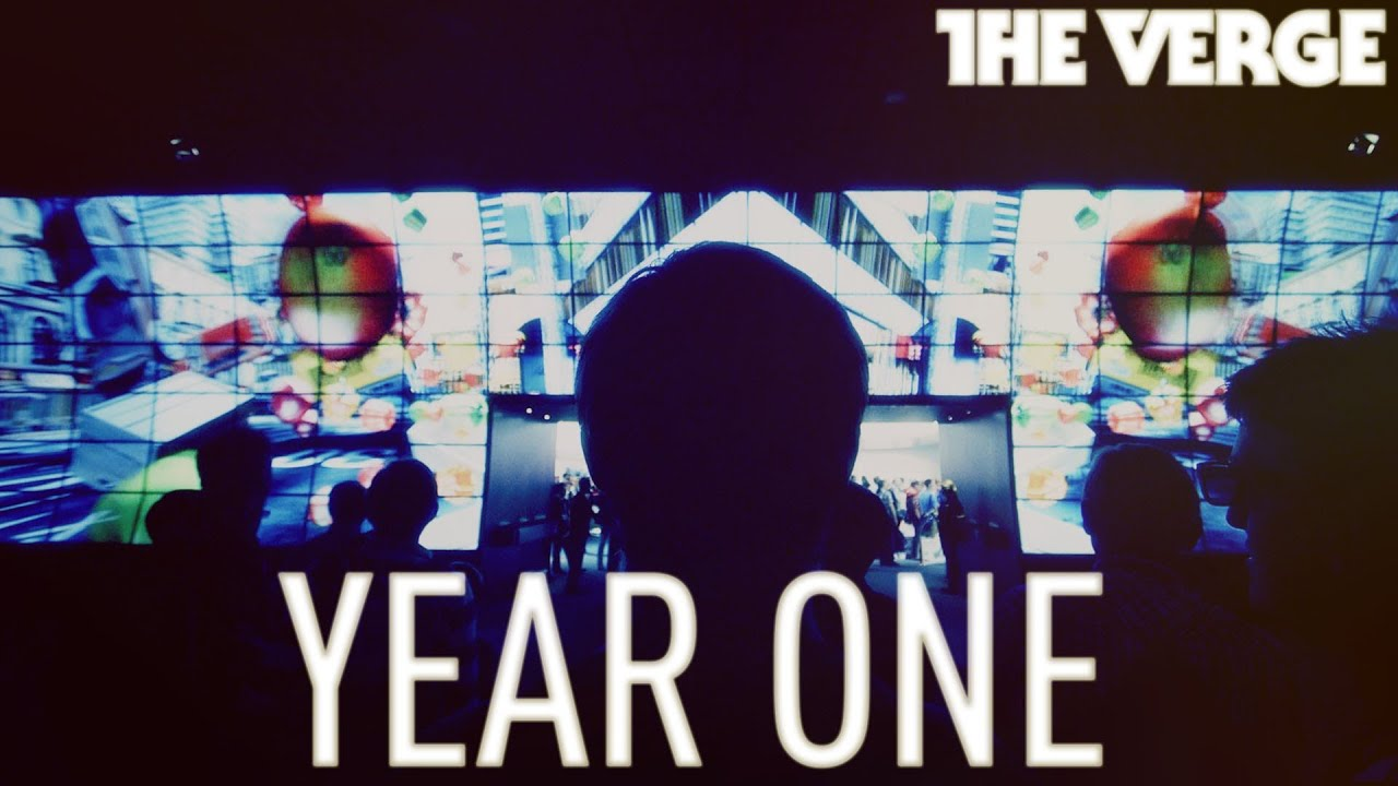 The Verge, Year One: 365 days of art, culture, science, and technology thumbnail