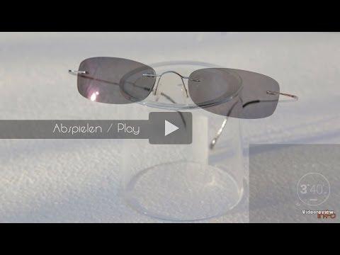 Selbsttönende Brille Mackay von Brille24 im Kurzreview