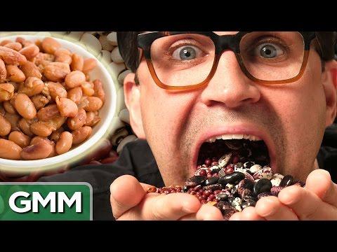 Exotic Bean Taste Test