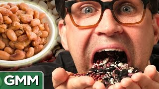 Exotic Bean Taste Test