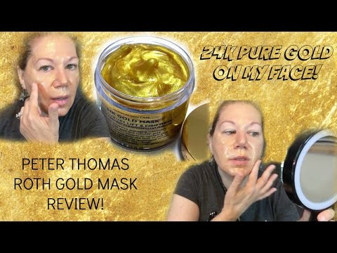 24K Gold Pure Luxury Lift & Firm Prism Cream by Peter Thomas Roth #3