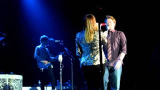 Kelly Clarkson - Open Arms ft. Clay Aiken [Biloxi, 2/14/12]
