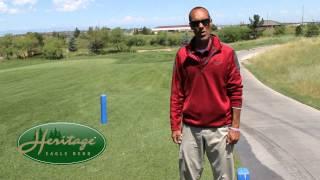 Golf Etiquette Final Heritage Eagle BEnd Golf Course Aurora Colorado