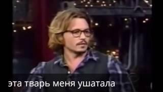 Джонни Депп киллер!!!???? / Johnny Depp - the Killer????